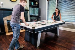 family air hockey