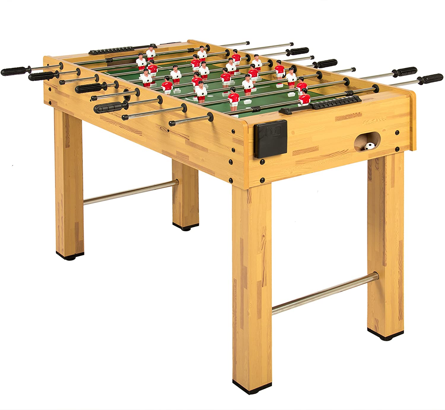 Best Choice Products 48″ Competition Sized Soccer Foosball Table