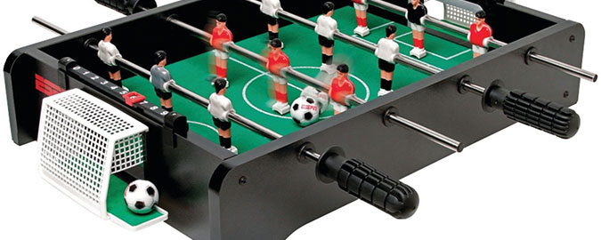 Finding The Best Mini Foosball Table