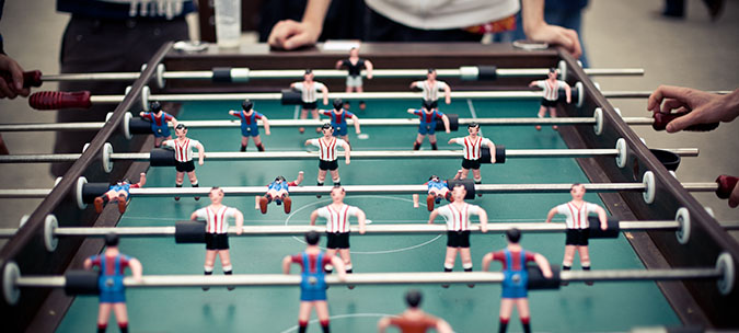 Best Home Foosball Tables For The Money Reviewed Gaming Weekender - Tournament soccer foosball table