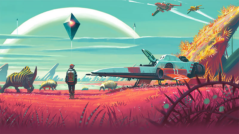Why No Mans Sky Disappointed This Gamer