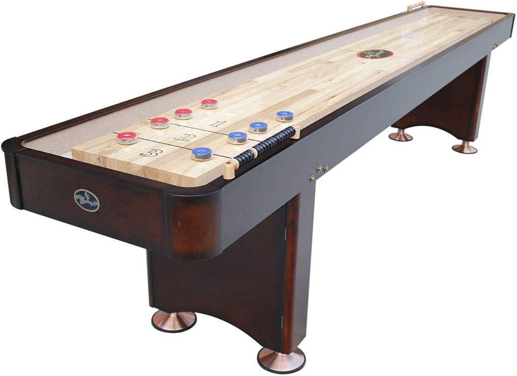 14 to 18 Feet - Playcraft Georgetown Shuffleboard Table