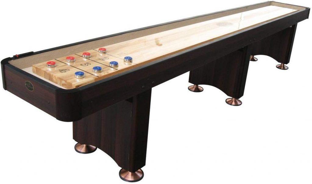 12 Feet or Shorter - Playcraft Woodbridge Shuffleboard Table