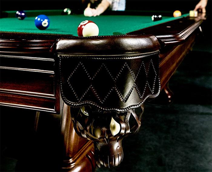 Barrington Claremont Slate 100″ Billiard Table Set