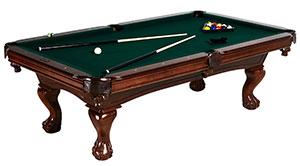 1500 pool table