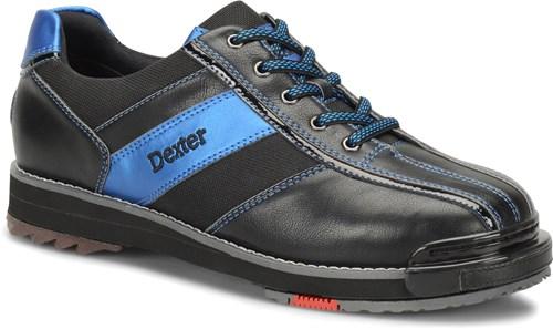 Black And Blue Bowling Shoe Dexter Sst8