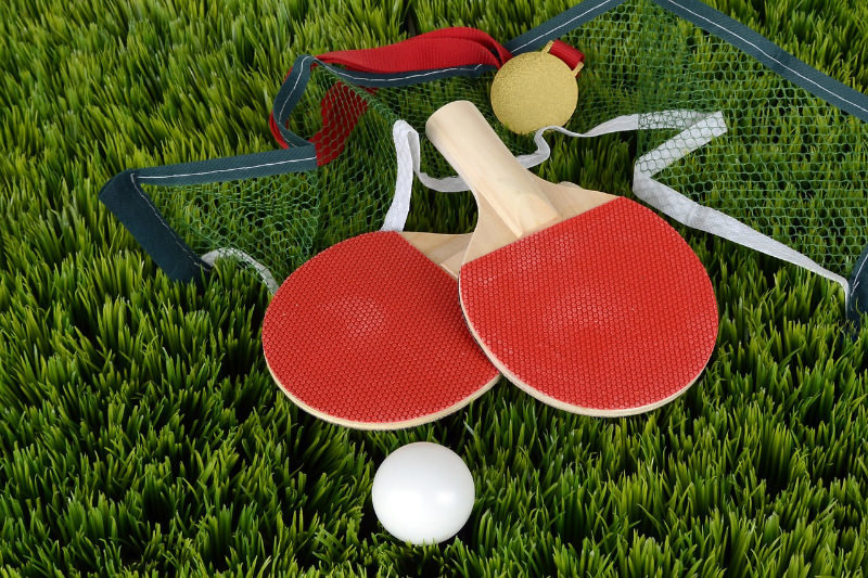 Play Anywhere With The Best Portable Table Tennis Sets (Net, Paddles & Balls)