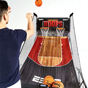 ESPN EZ Fold Indoor Basketball Game