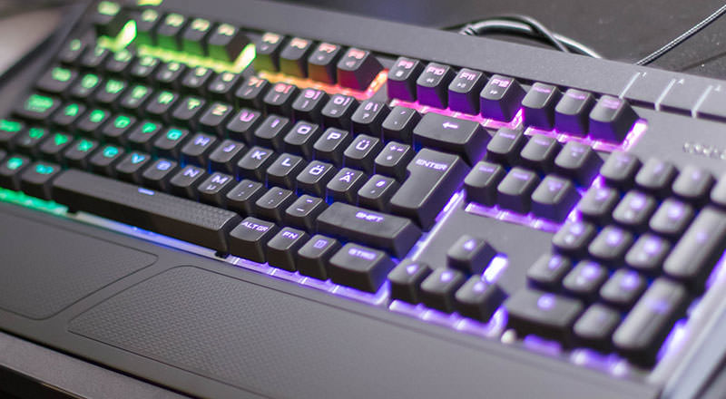 bbeb68aeb17 It probably goes without saying that some of the best gamers in the world  also use some of the best gaming keyboards money can buy.