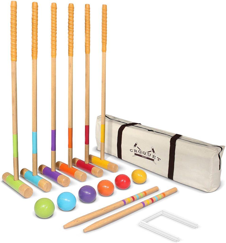 Best Croquet Set for the Money