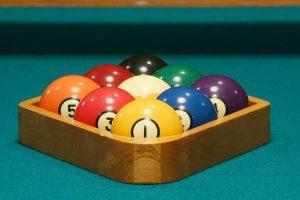 9-ball rack