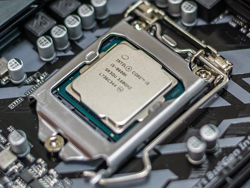 intel core i5 cpu
