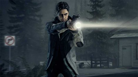 alan wake gameplay