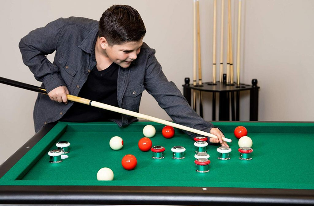 How to Play Bumper Pool