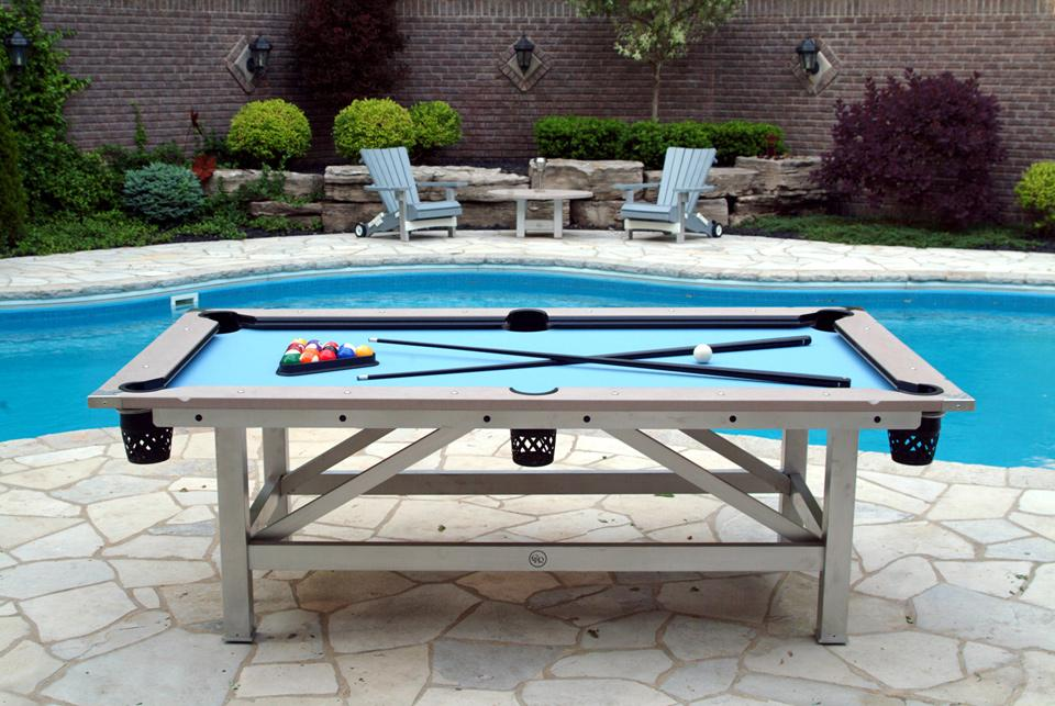 Best Outdoor Pool Table Reviews