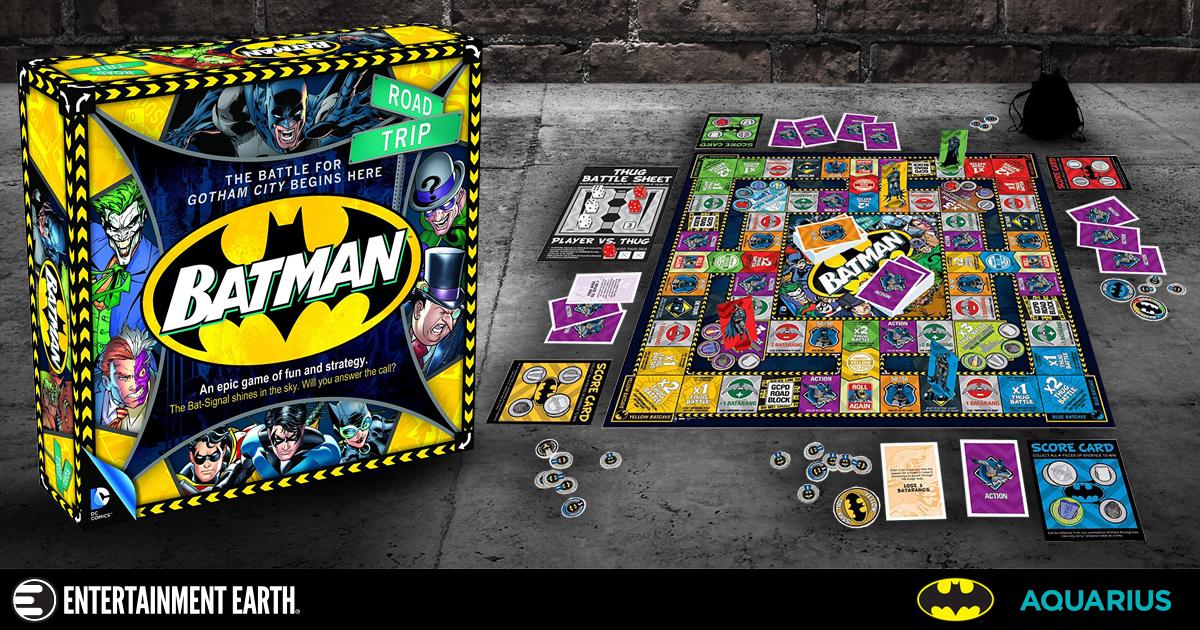 Batman Board Games