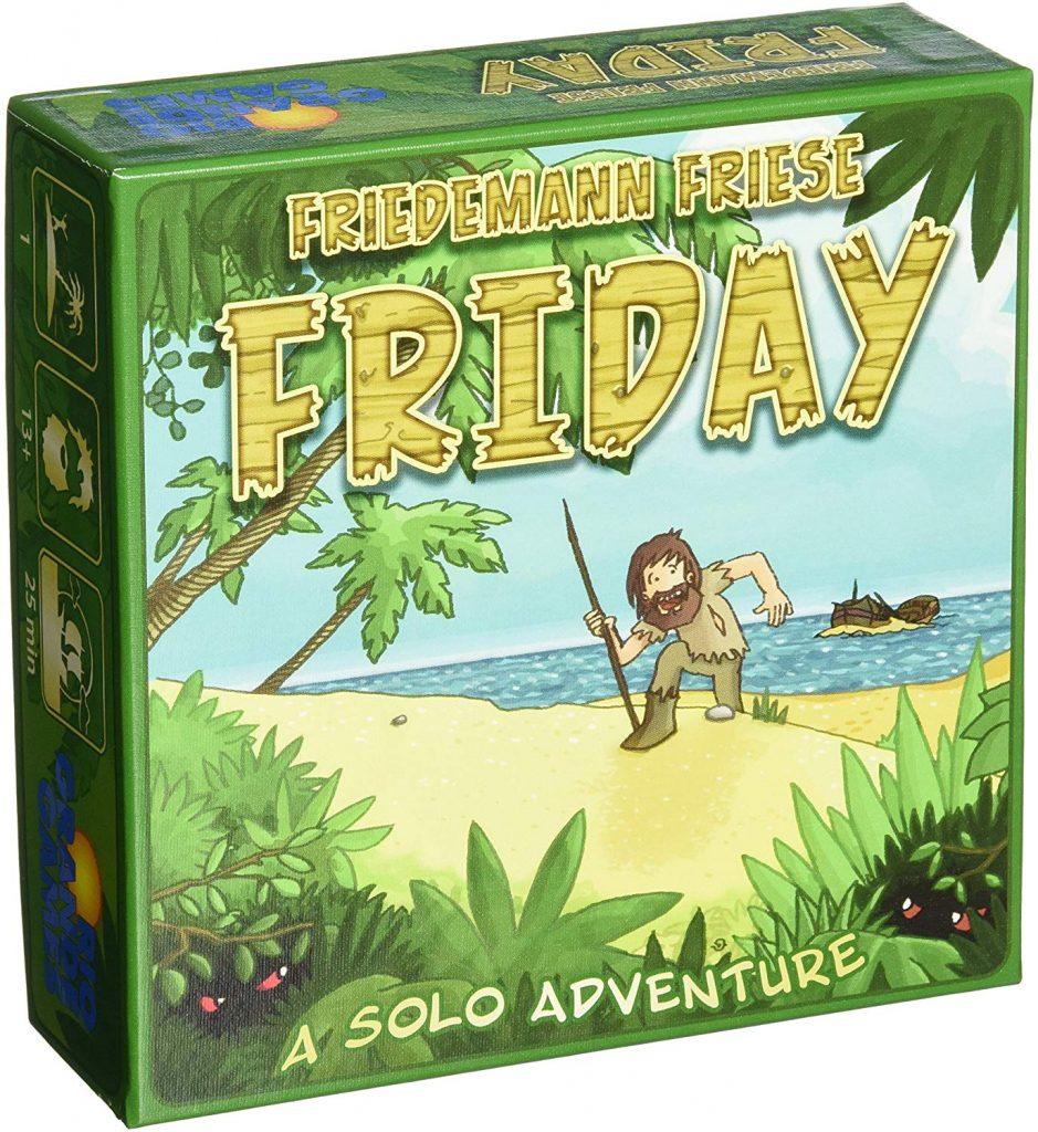 Top 20 Best Solo Board Games
