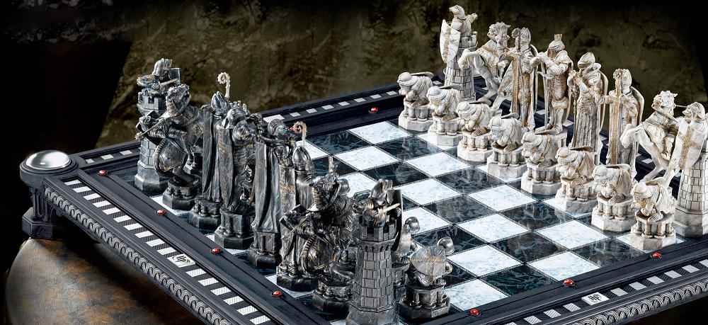 Best Harry Potter Chess Set